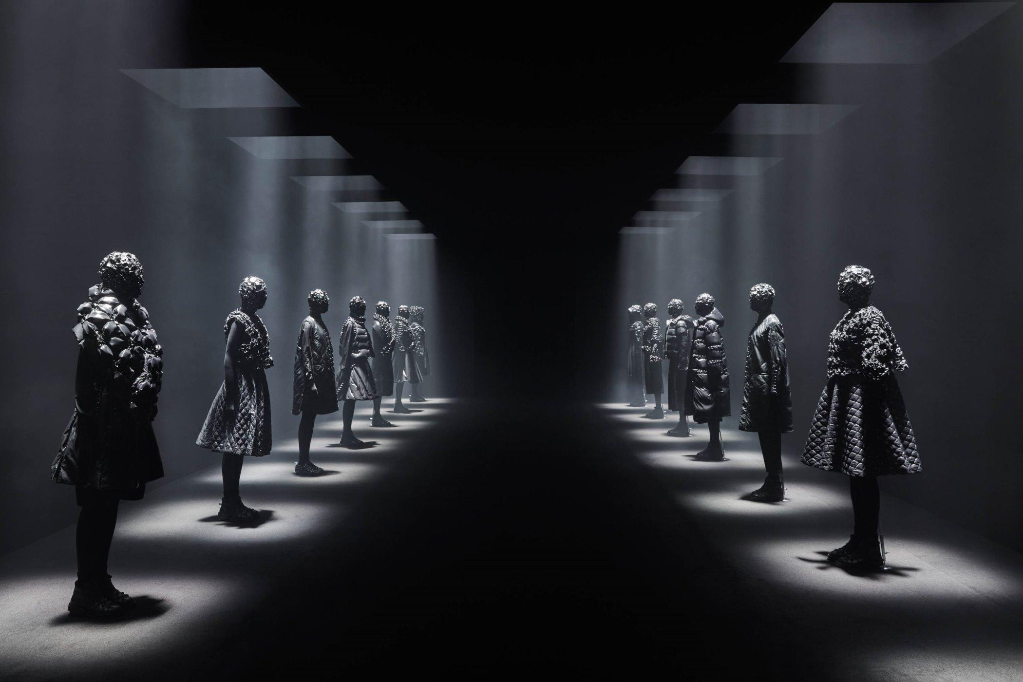 Moncler Noir par Kei Ninomiya.