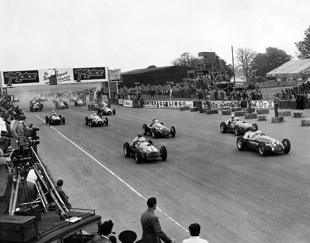 Grand Prix automobile de Grande-Bretagne