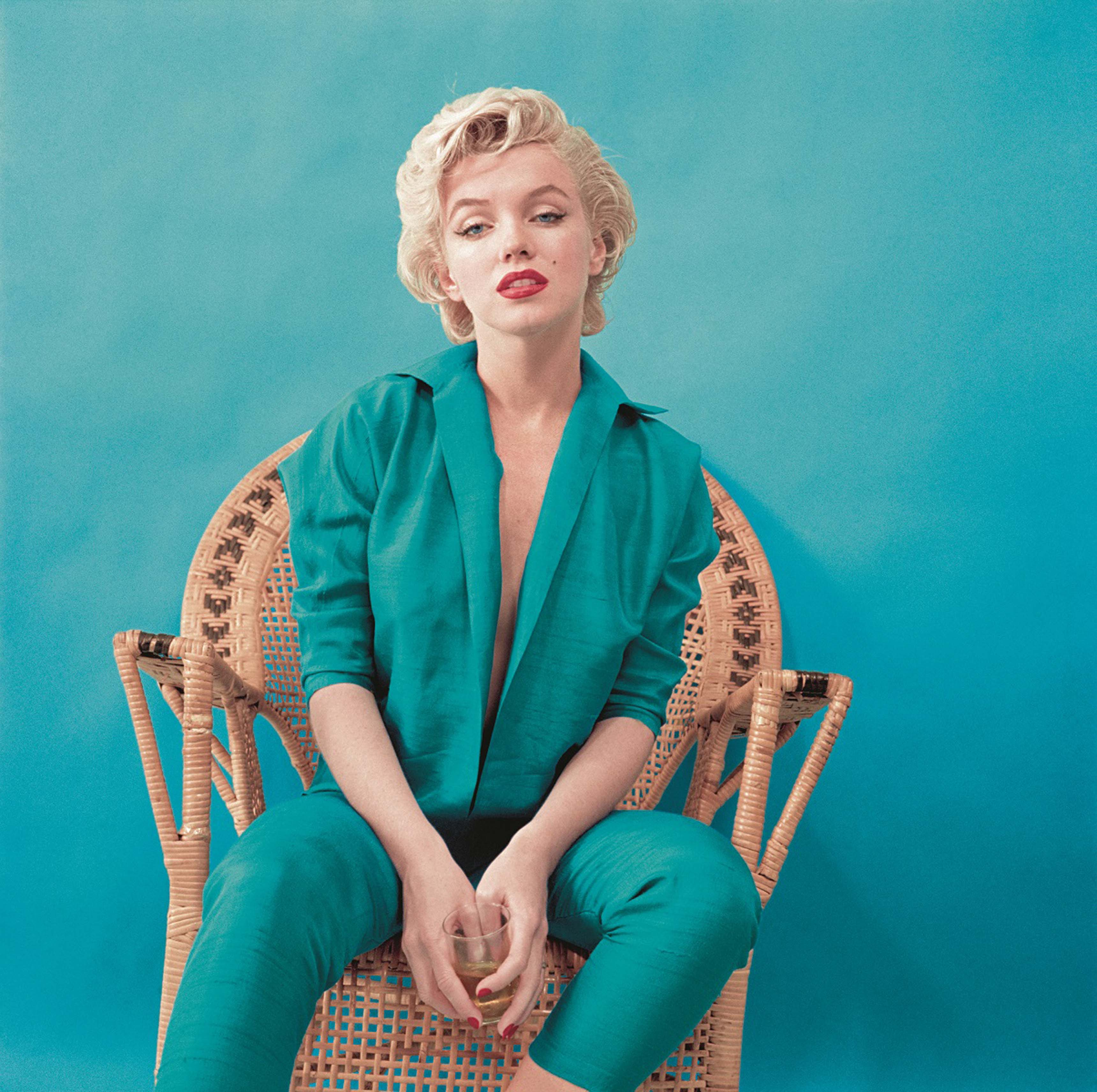 Photographed by Milton H. Greene - The Essential Marilyn Monroe, published by ACC Editions ©2017 Joshua