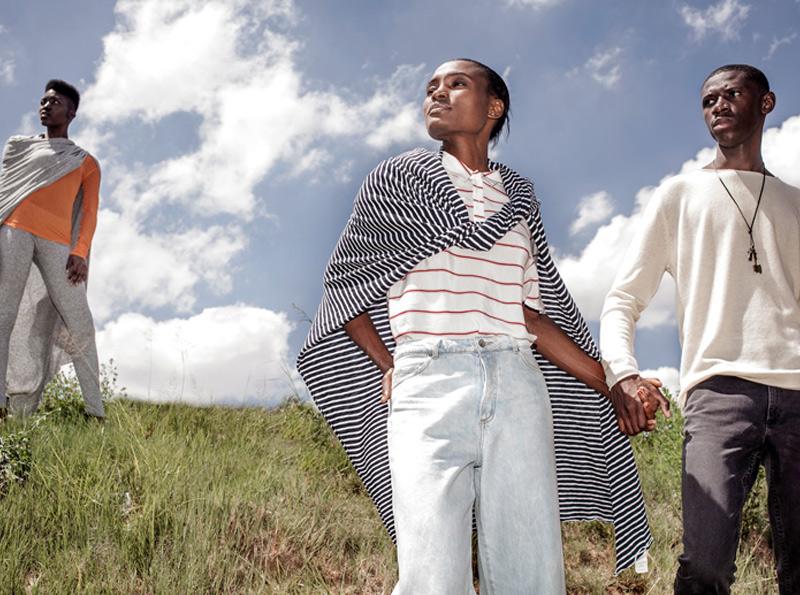 Cliché de Themba Mbuyisa réalisé à l'occasion du Prix American Vintage.