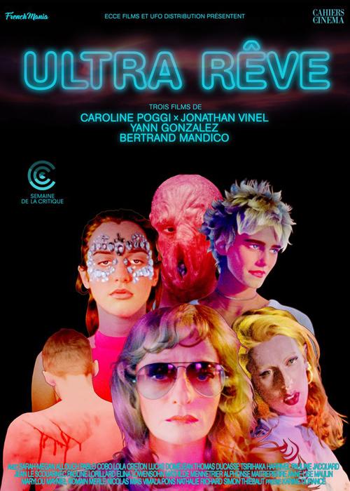 """L'affiche de la compilation """"Ultra Rêve""""."""
