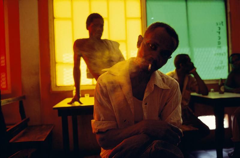 Alex Webb, Grenada. 1979. © Alex Webb / Magnum Photos