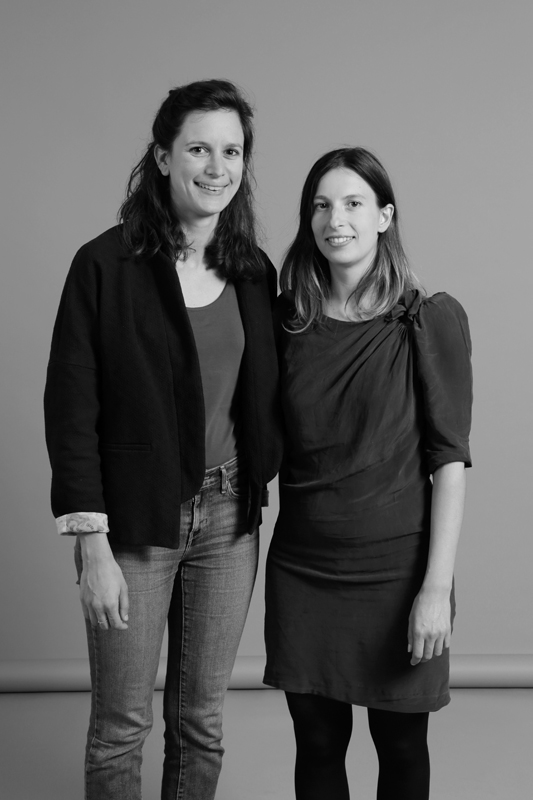 Charlotte Lovera et Élise Giordano architectes, Atelier Aïno