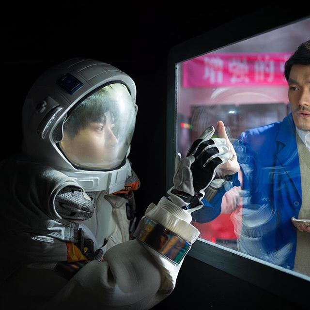 "Cao Fei, ""Nova 17"" (2019) chez Vitamin Creative Space. ⠀⠀"