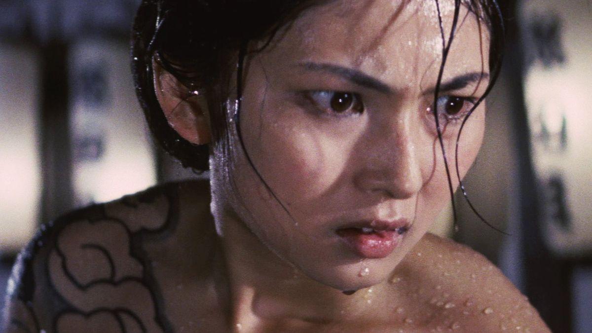"""Blind Woman's Curse"" de Teruo Ishii (1970)"