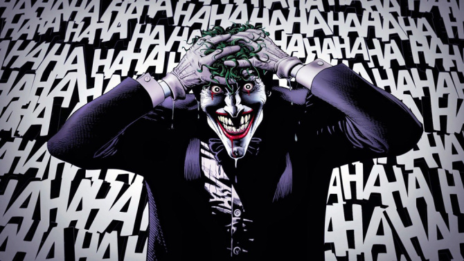 Batman : Killing Joke, Alan Moore & Brian Bolland