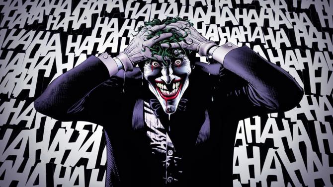 Batman : Killing Joke, Alan Moore & Brian Bolland