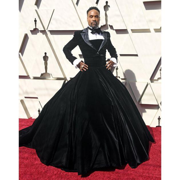 Billy Porter aux Oscars 2019