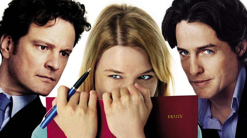 """""""Le Journal de Bridget Jones"""" (2001) de Sharon Maguire"""