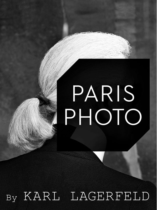 (c) Book Cover, Paris Photo by Karl Lagerfeld, 2017