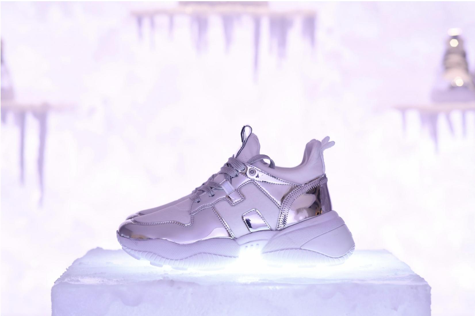 Sneakers Interaction automne-hiver 2019-2020 de Hogan
