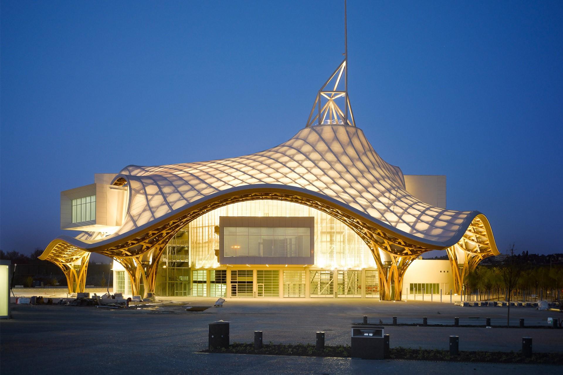Le centre Pompidou-Metz, Metz