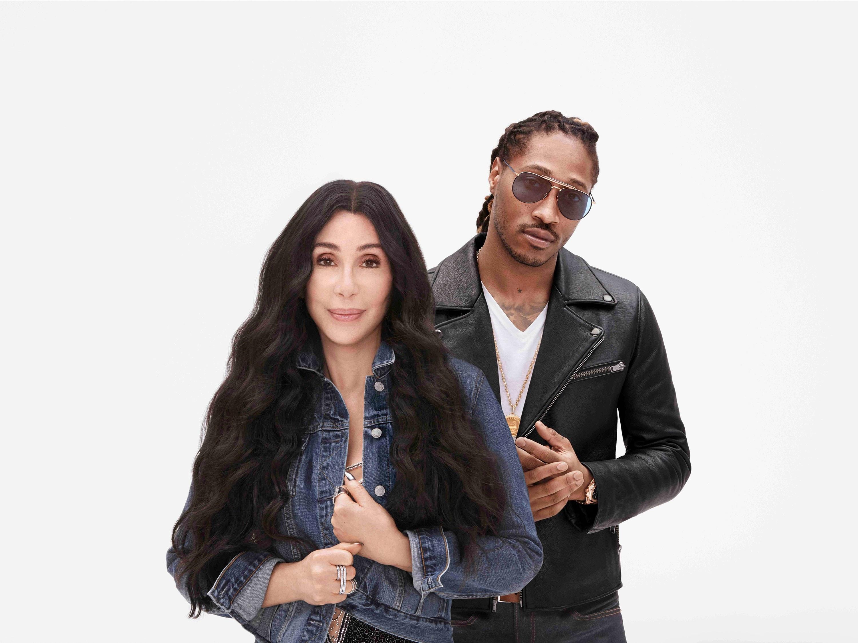 Cher et Future égéries de Gap
