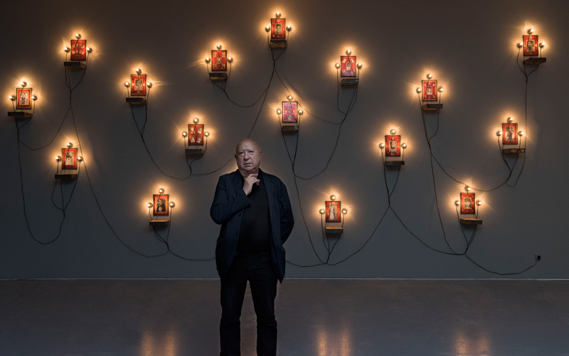 Christian Boltanski © The Israel Museum, Jerusalem.