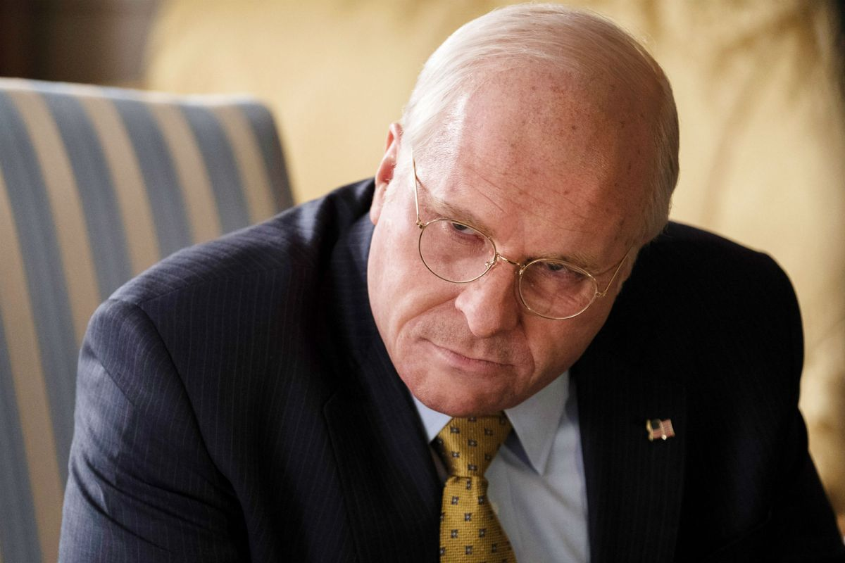 "Christian Bale en Dick Cheney dans ""Vice"" d'Adam McKay"