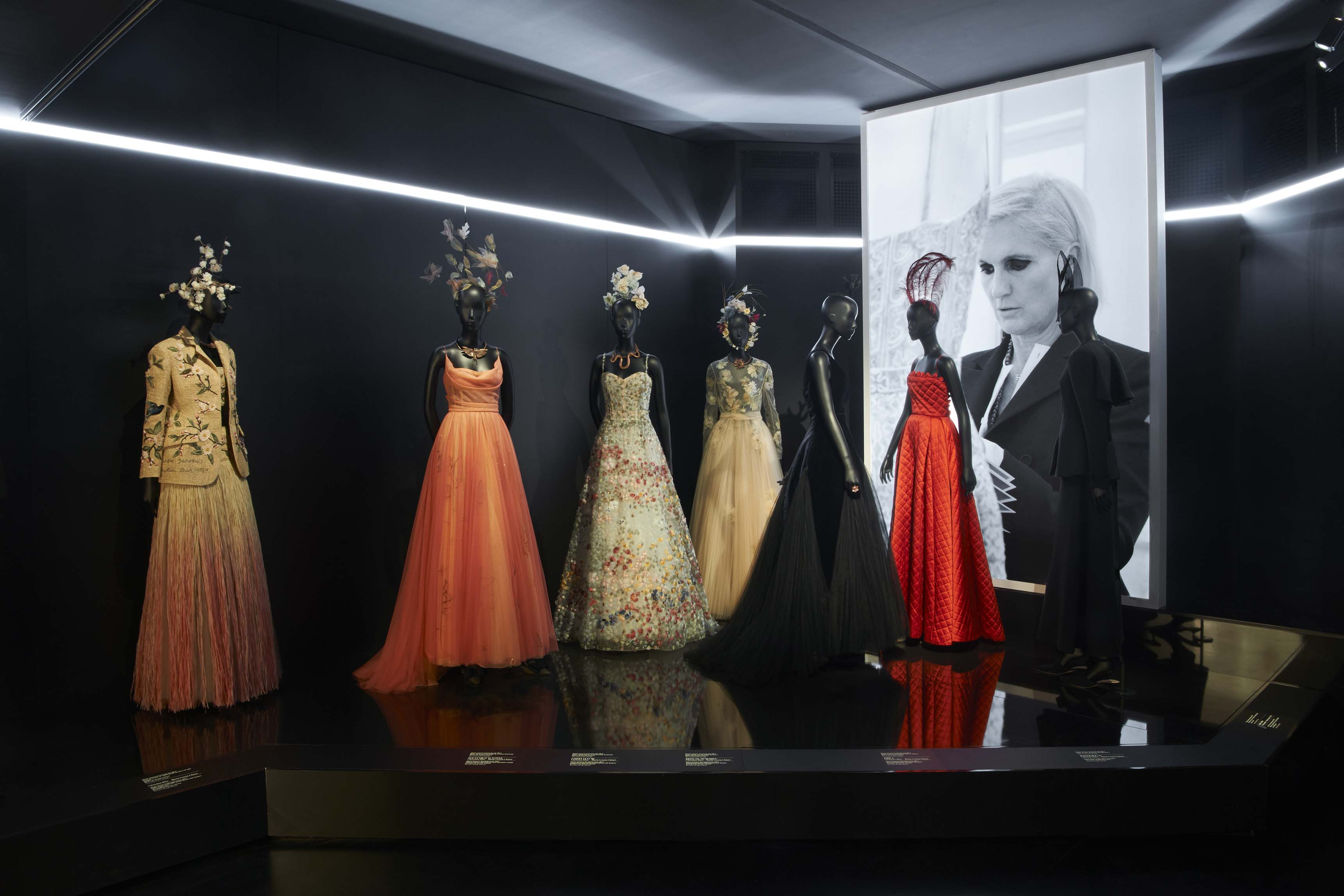 b0cf68b87ba7 All about the exhibition of the month  Christian Dior