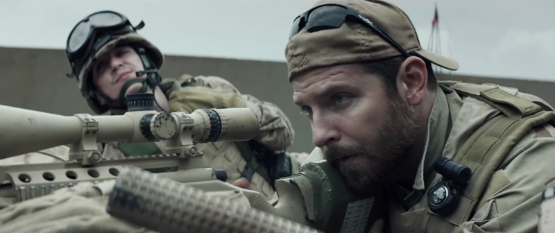 """""""American Sniper"""" by Clint Eastwood (2015)"""