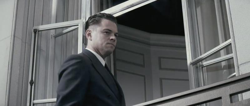 """J. Edgar"" by Clint Eastwood (2011)"