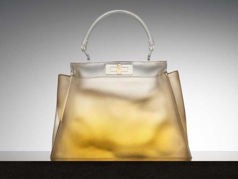 Le sac Peekaboo revisité par Sabine Marcelis