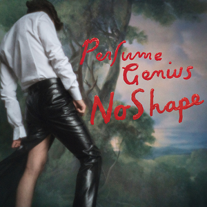 "Couverture de l'album ""No Shape"" de Perfume Genius photographiée par Inez and Vinoodh."