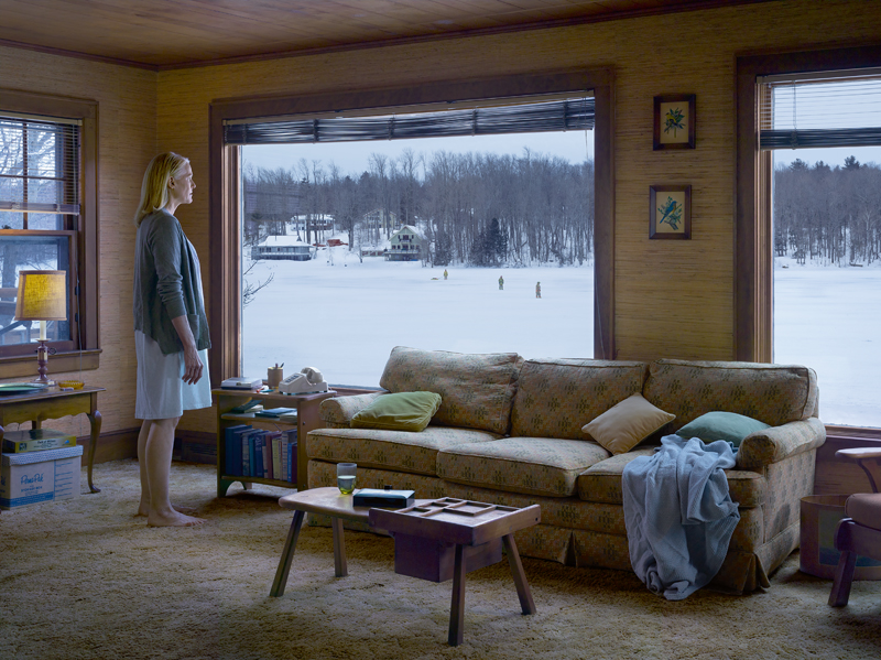 """The Disturbance"", Gregory Crewdson, 2014."