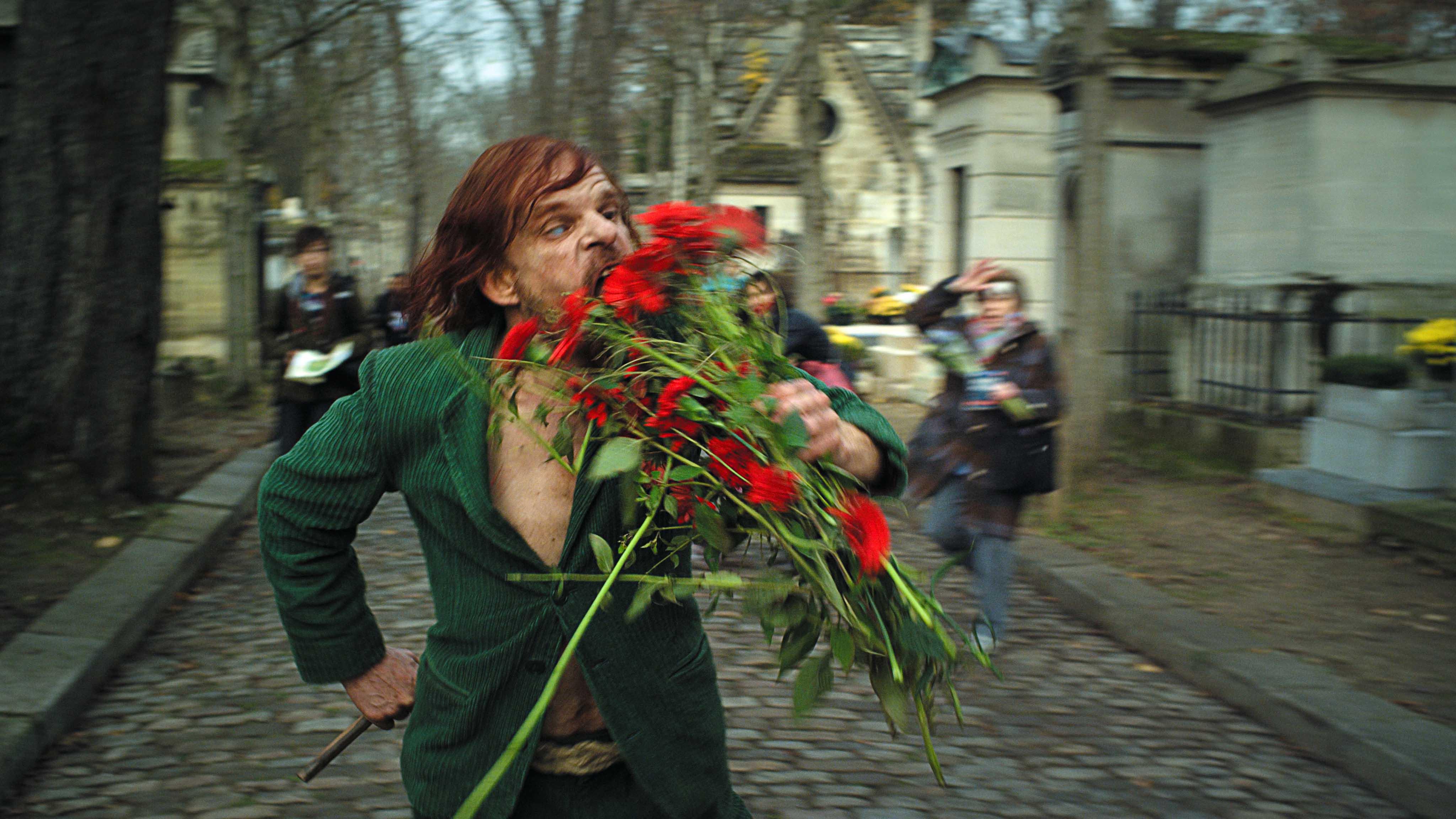 """Denis Lavant dans """"Holy Motors"""" (2012) de Leos Carax."""