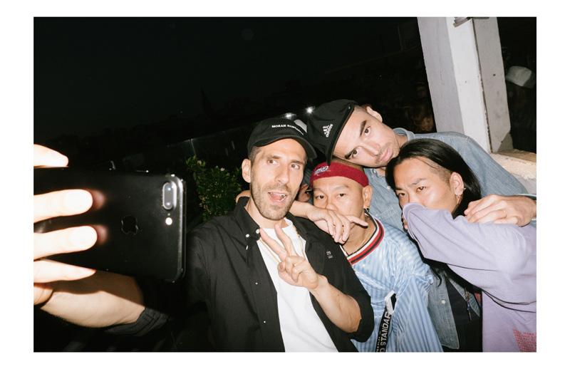 Michael Dupouy, Kubo, Brendan Fowler, Yasu