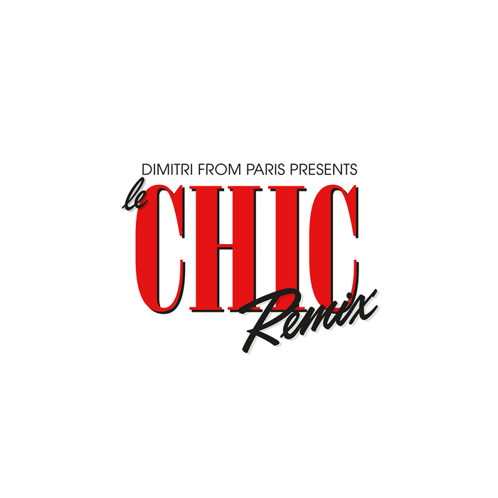 "La pochette de ""Dimitri From Paris presents Le Chic Remix"". Courtesy of Impact France."