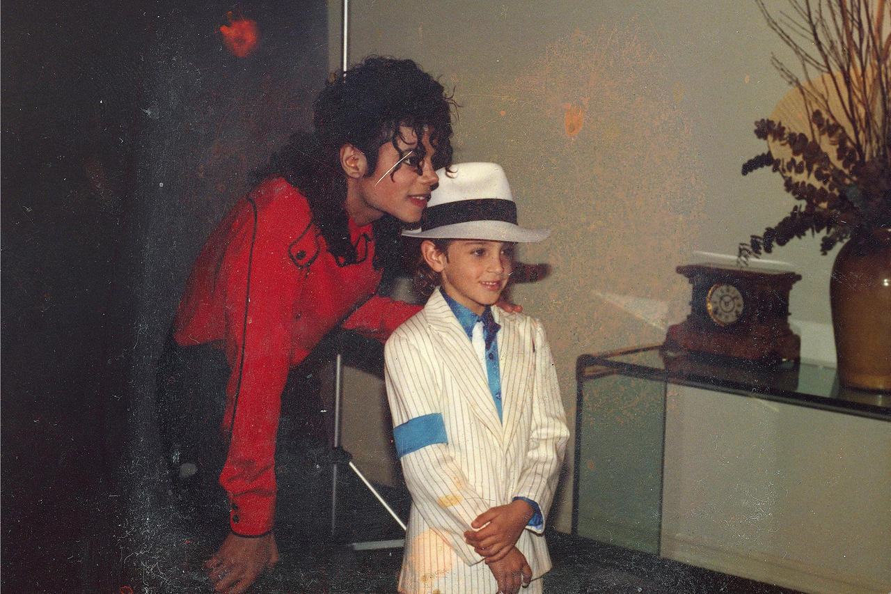 "The documentary ""Leaving Neverland"" [2019] by Dan Reed."