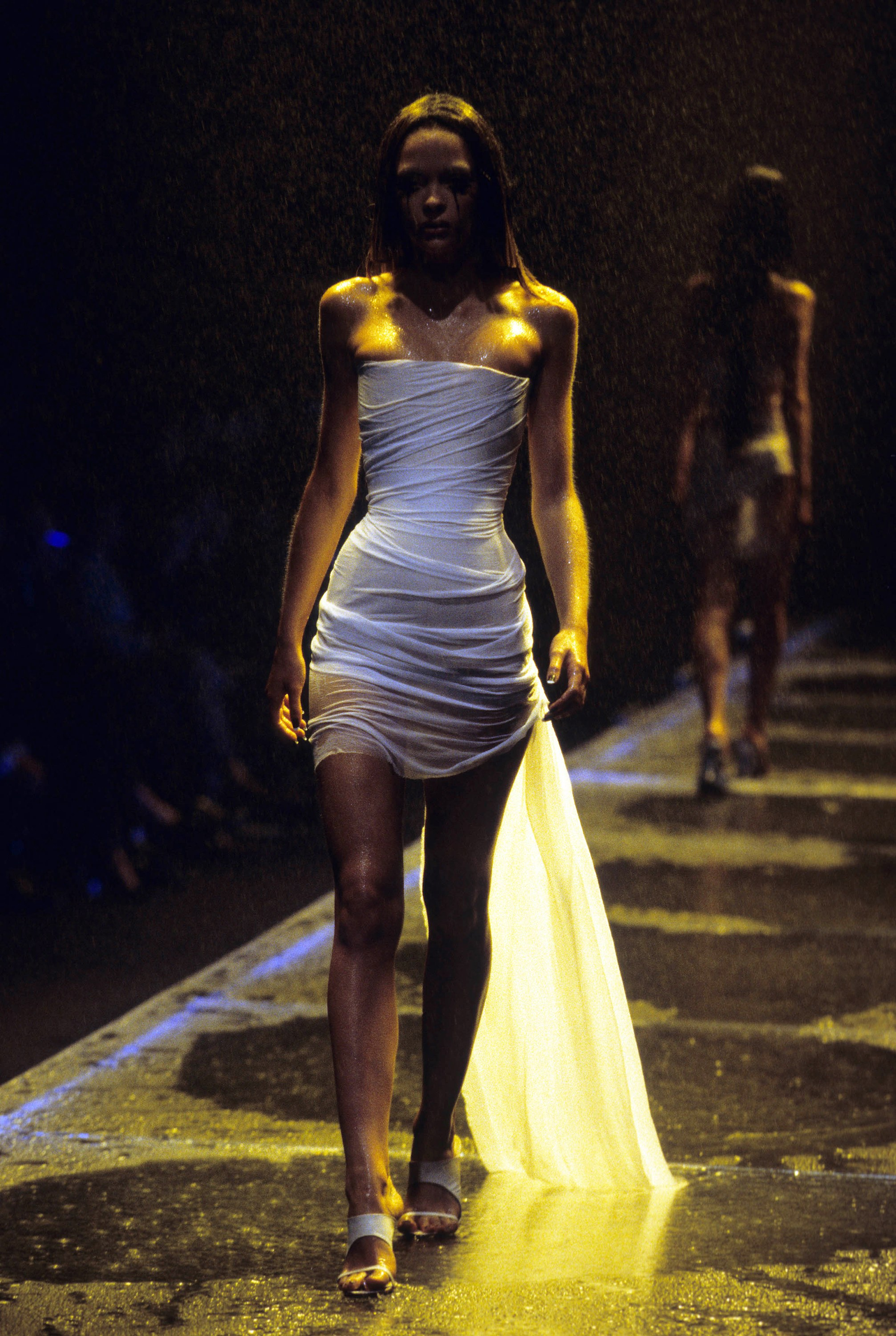 Alexander McQueen, collection printemps-été 1998