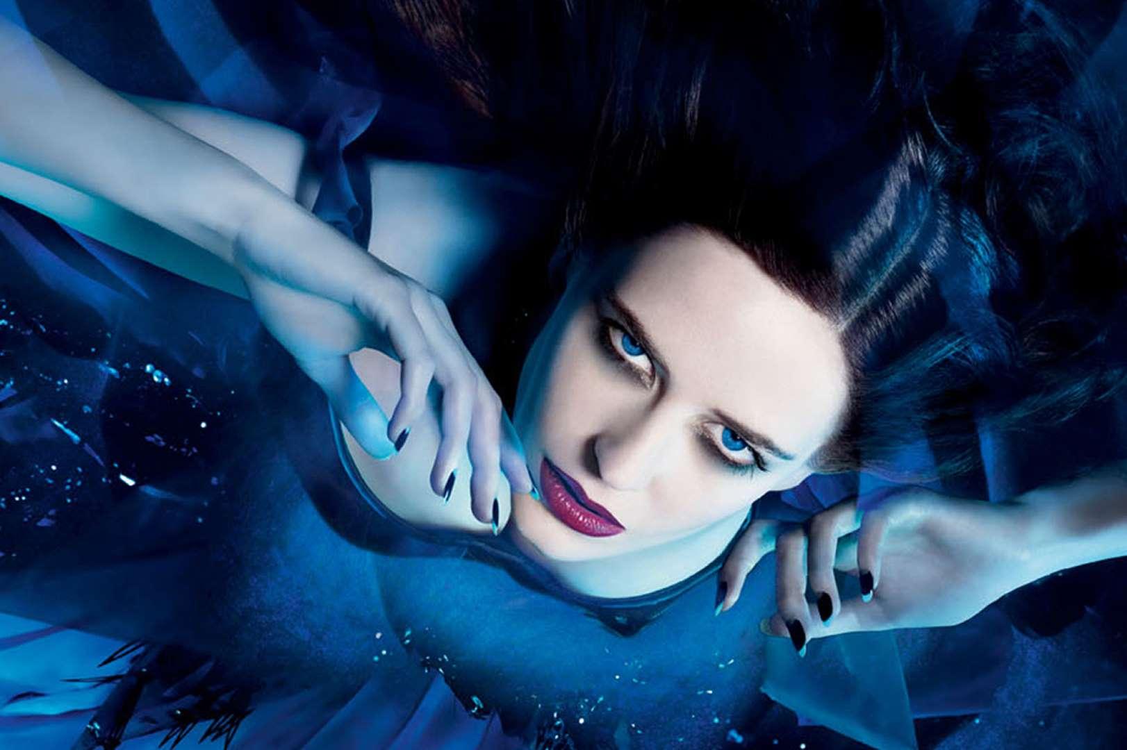 Eva Green dans la campagne Midnight Poison de Dior réalisé par Wong-Kar Wai