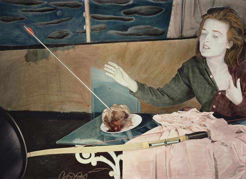 © Ouka Leele, Galerie VU, Herida como la niebla por el sol, 1987