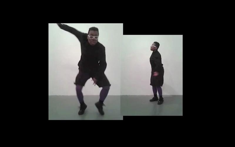 """Evan Ifekoya, """"Nature-Nurture Sketch"""" (2013), videostill. Courtesy de l'artiste."""