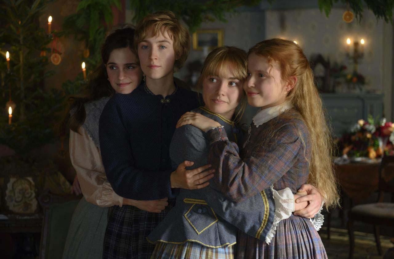 """""""Les Quatre Filles du docteur March"""" de Greta Gerwig (2020)"""