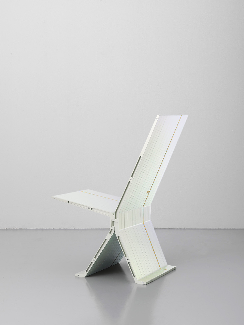 """Chair"" de Formafantasma."