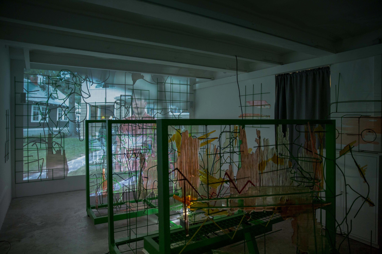 Neil Beloufa, Data for Desire, 2015-2017 (lauréat art contemporain 2011), © Chantapitch Wiwatchaikamol