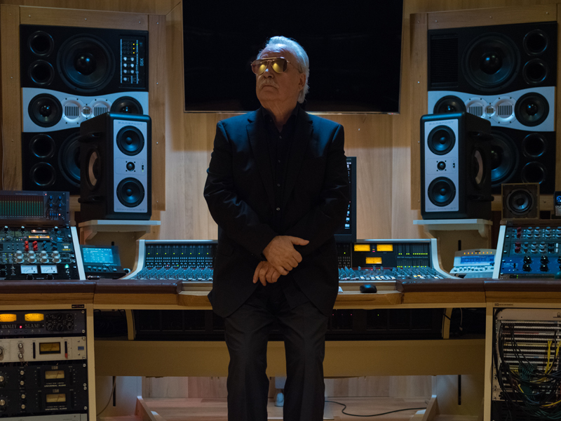 Giorgio Moroder – Foto Studio Brammer