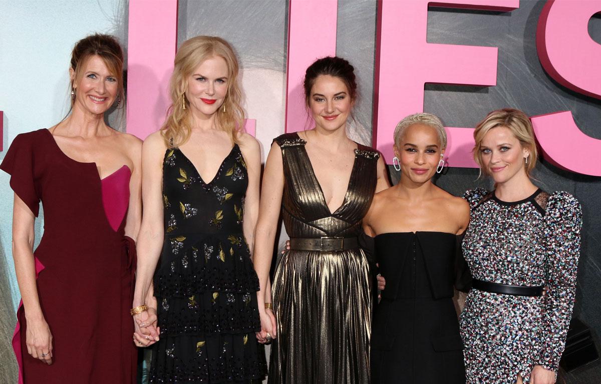 Les actrices de la série Big Little Lies