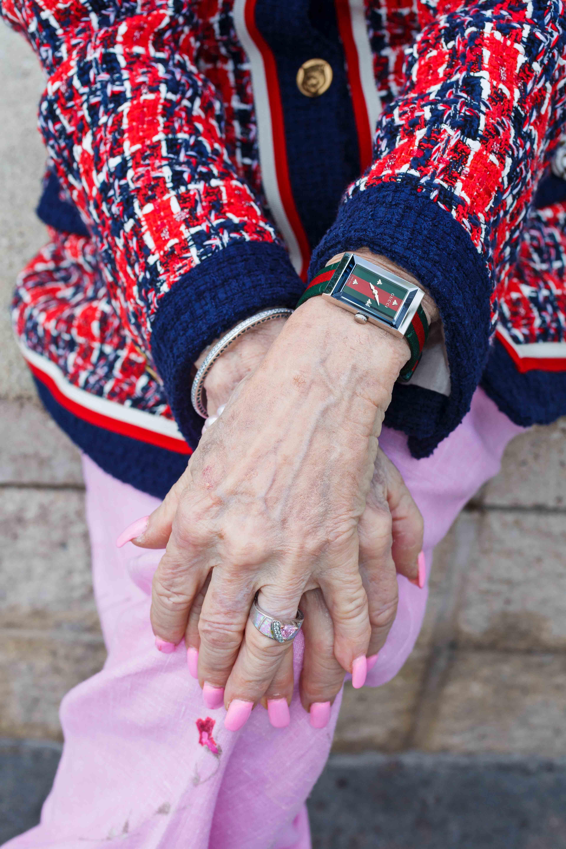 Visuel de la nouvelle campagne de Gucci, #TimeToParr photographiée par Martin Parr. LACMA à Los Angeles