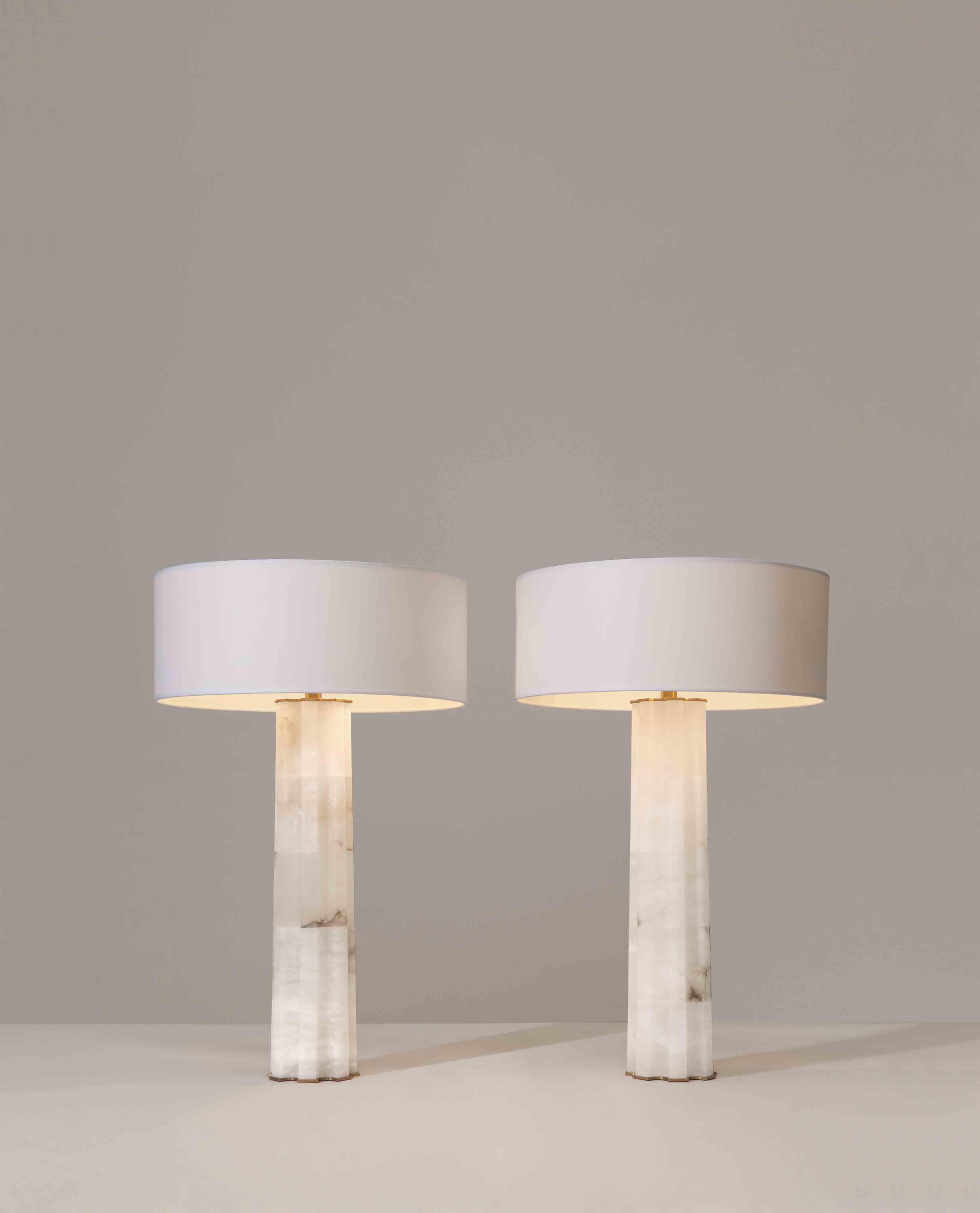 Hervé Van der Straeten, lampe Athena.