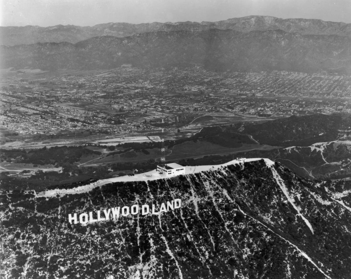 Hollywood Land - 1923