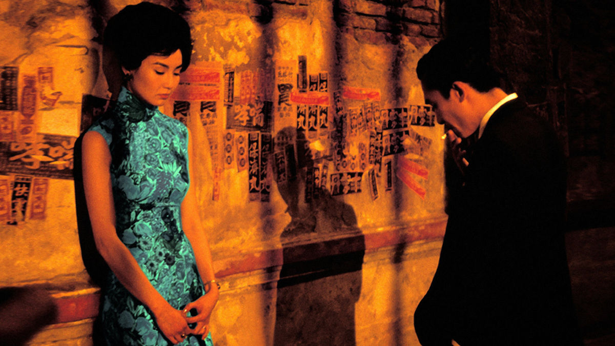 In the Mood for Love, Wong Kar-wai, 2000