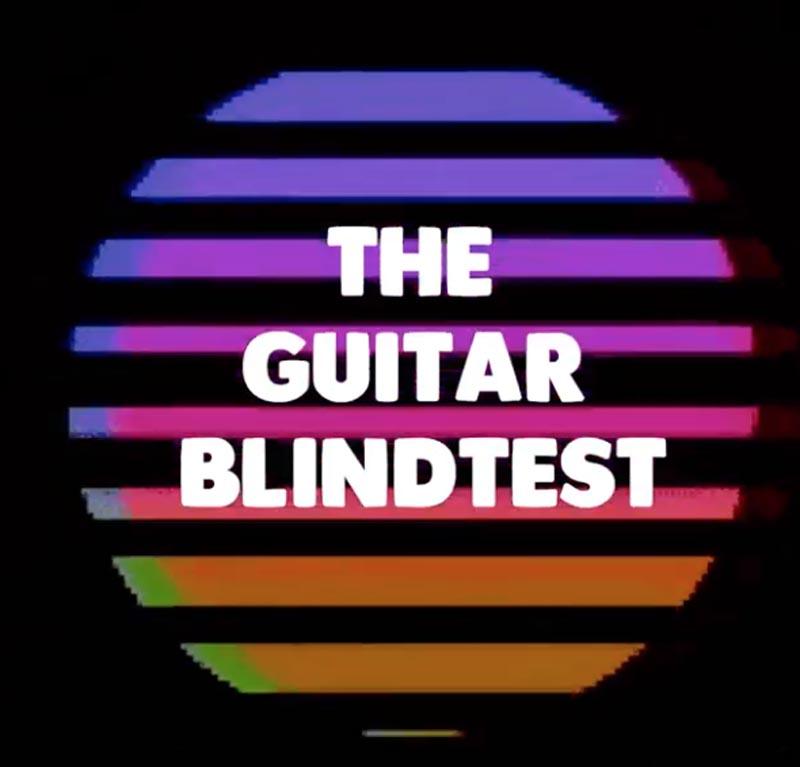 """Retrouvez chaque semaine """"The Guitar Blindest"""" avec le musicien Antoine Rault"""