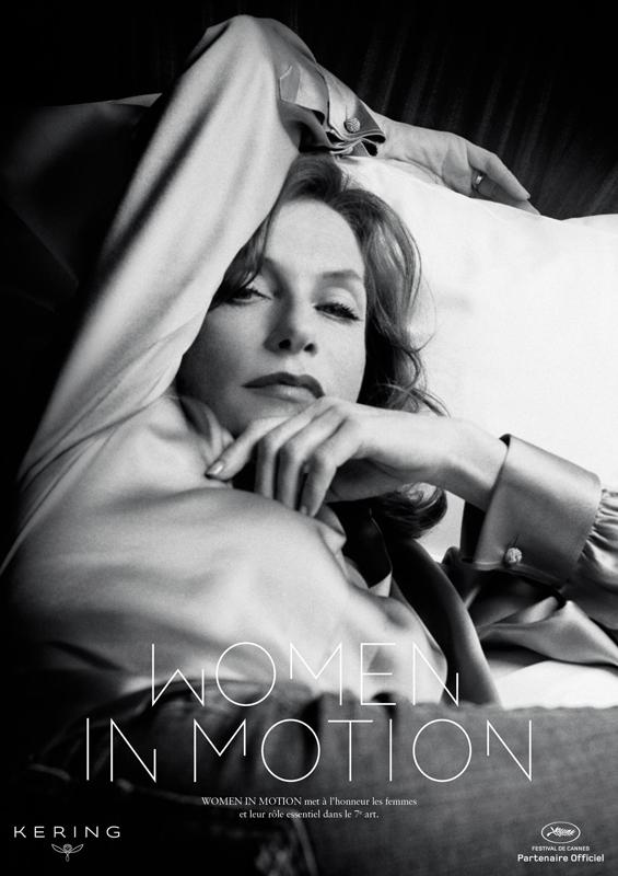"""Affiche officielle de la 3e édition de """"Women in Motion"""" ©Myriam Roehri"""