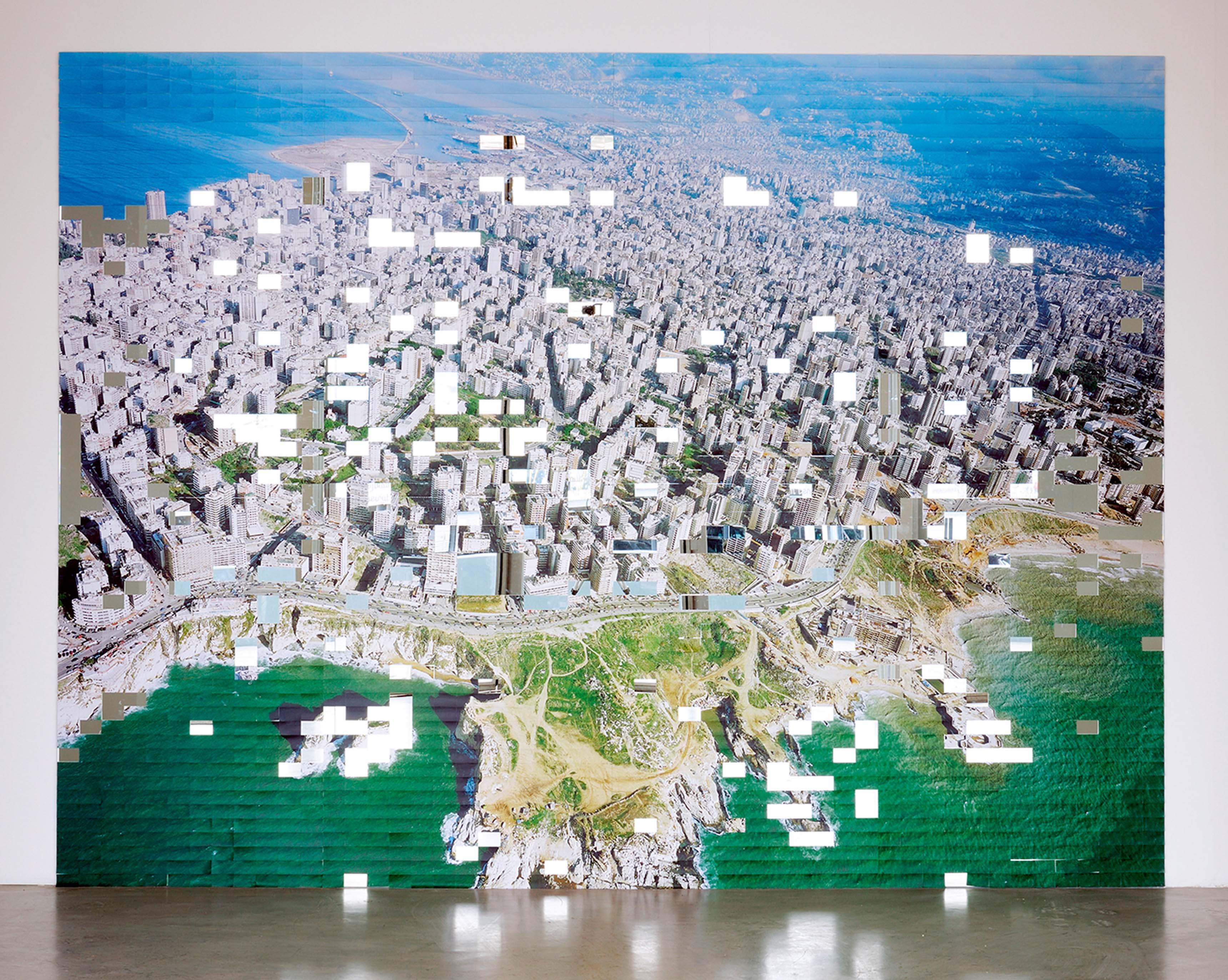Le Cercle de confusion (1997-2007) de Joana Hadjithomas et Khalil Joreige. Finalistes du prix Marcel Duchamp 2017.