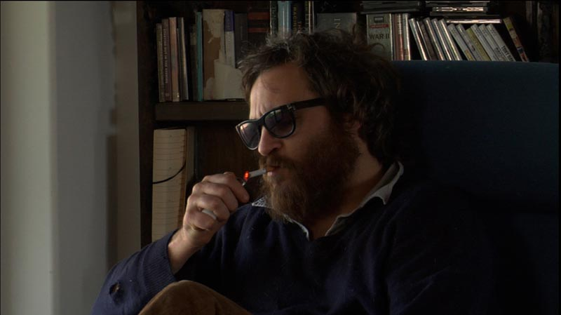 """I'm still here — The lost year of Joaquin Phoenix"" de Casey Affleck (2011) © CTV International"