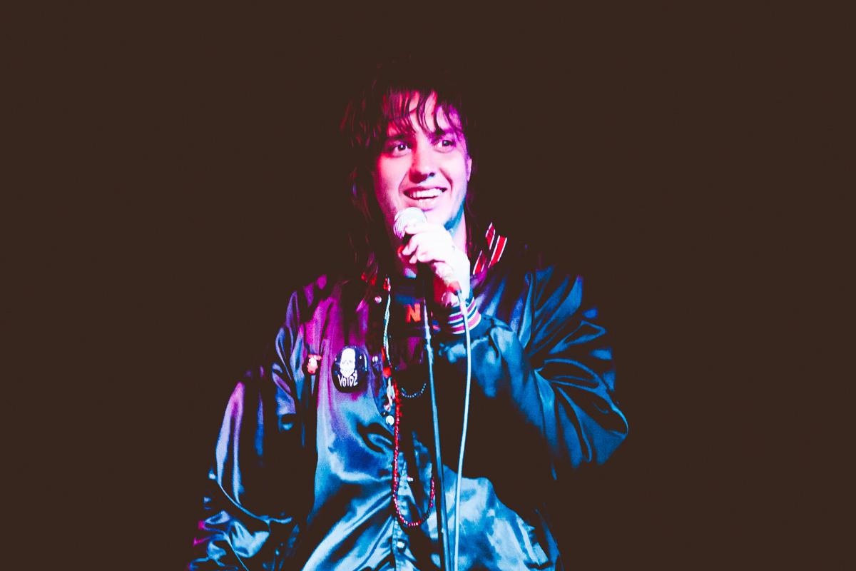 Julian Casablancas. Photo : Jason Williamson