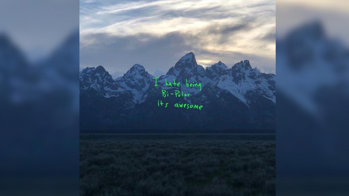 """La pochette du nouvel album de Kanye West – """"Ye"""""""