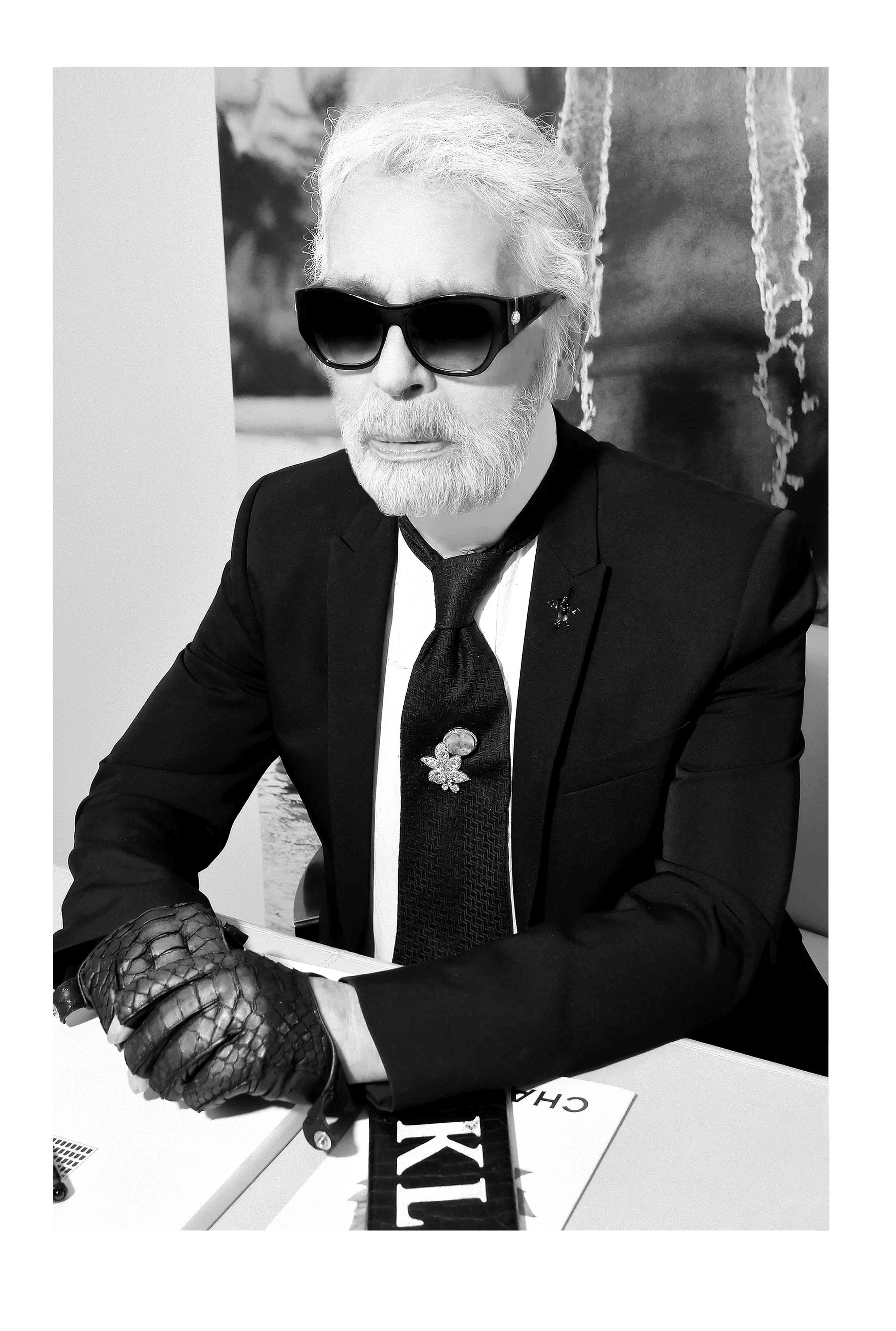 7d92c90f5594d Interview with Karl Lagerfeld for Numero magazine