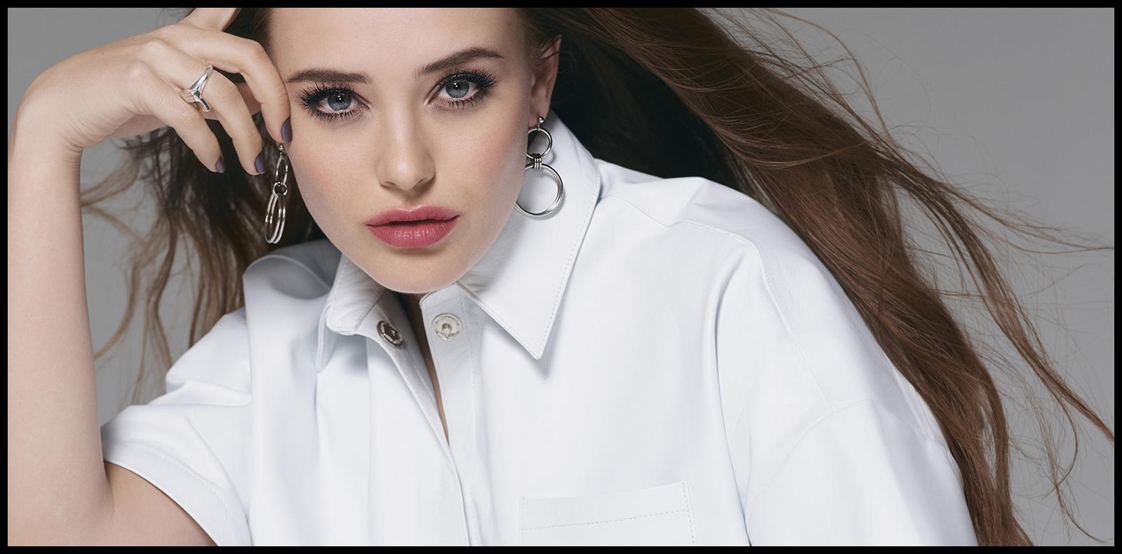 Katherine Langford © L'Oréal Paris